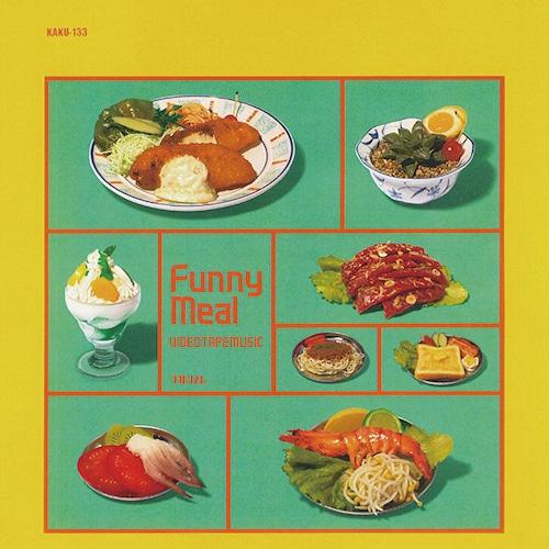 """【7""""】VIDEOTAPEMUSIC - Funny Meal"""