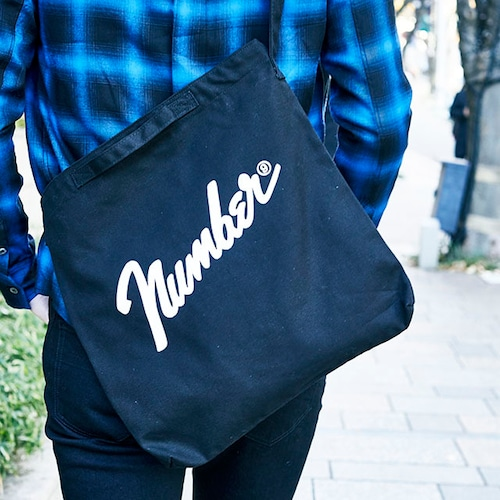 NUMBER (N)INE/ナンバーナイン           2WAY SHOULDER BAG_number9(BLACK)