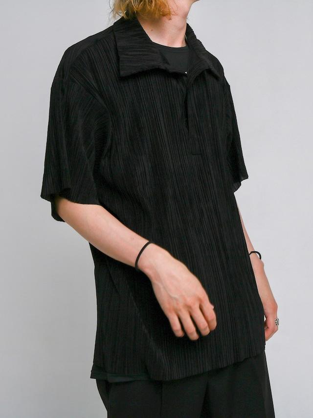 【UNISEX - 1 Size】PLEAT POLO / 2colors