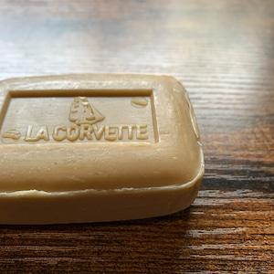 """ La Corvette Savon de Marseille / サボン・ド・マルセイユ オリーブ100g """