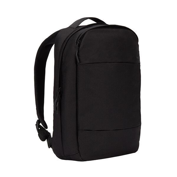 INCASE City Collection Compact Backpack II - Black Diamond