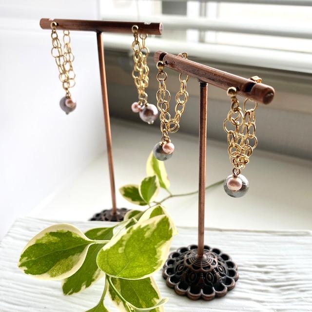 MARSALA earrings