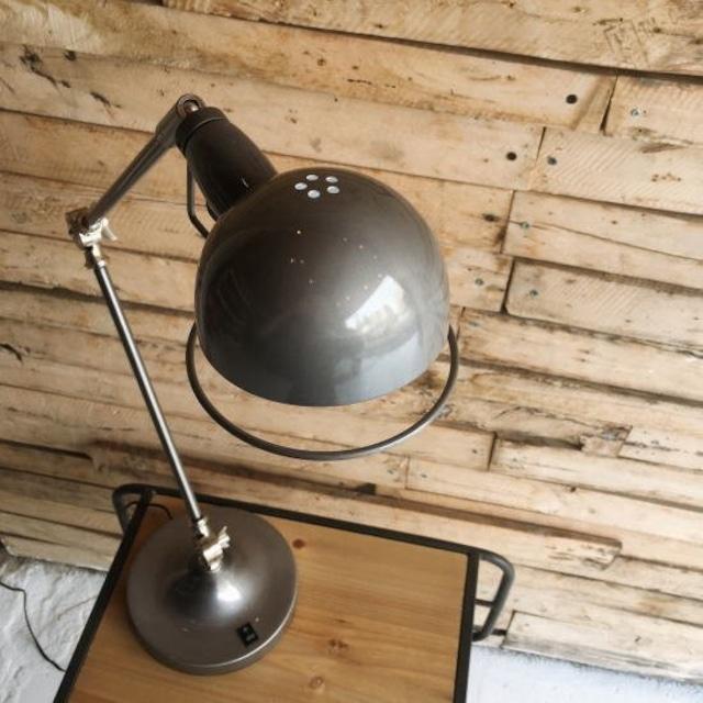 クフモ デスクランプ シルバー