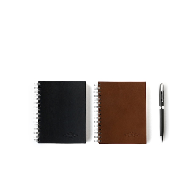 MUCU Leather Ringnote Sサイズ