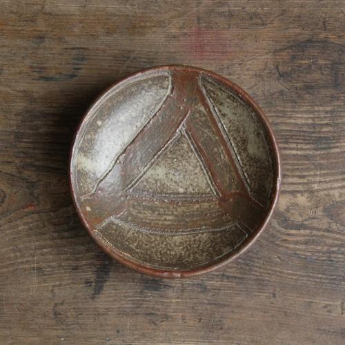 味味 三角模様の和小鉢 在庫3枚