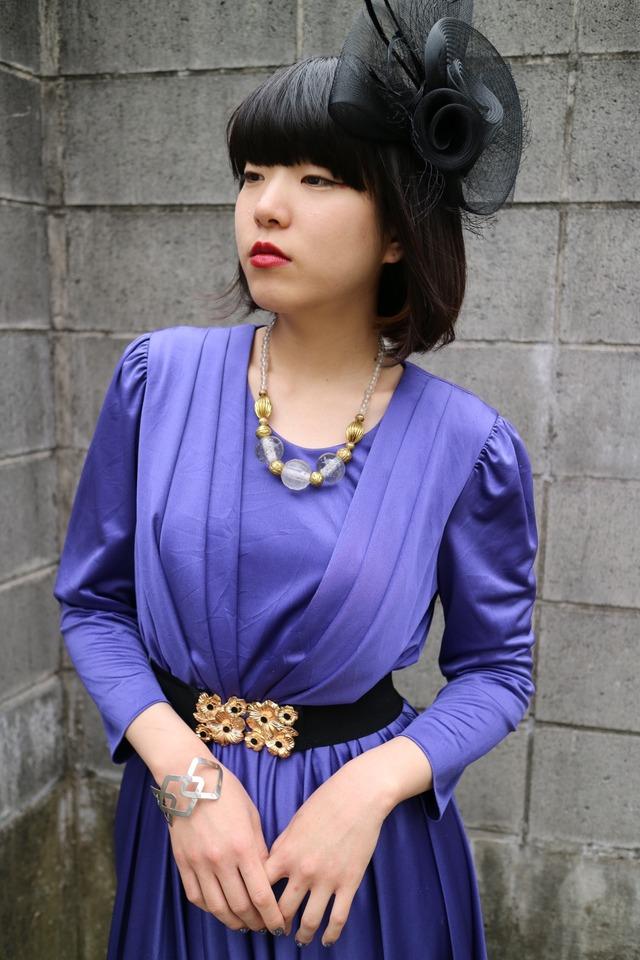 Purple SUMIRE onepiece