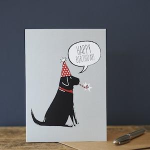 Sweet William【Birthday 】ラブラドール Dog Card
