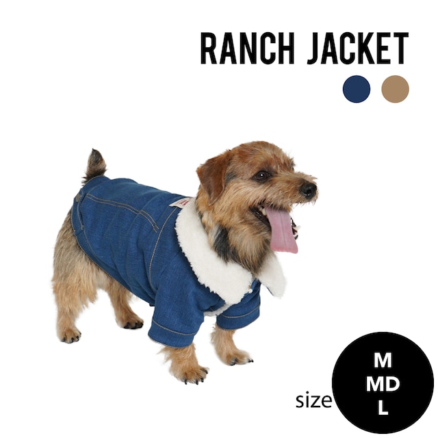 Mandarine brothers(マンダリンブラザーズ)RANCH JACKET ランチジャケット M ,MD ,Lサイズ