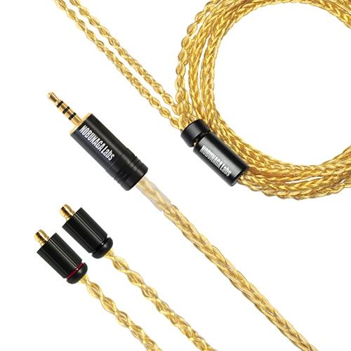 嘉泉  (かせん)  : NOBUNAGA Labs SUPREME ::2.5mm4極バランス Pentaconn earリケーブル