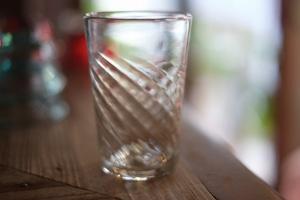 【倉敷ガラス・小谷栄次】◆◆◆コップ(小)◆◆◆透明◆◆◆