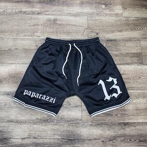 Paparazzi Mesh Line half pants