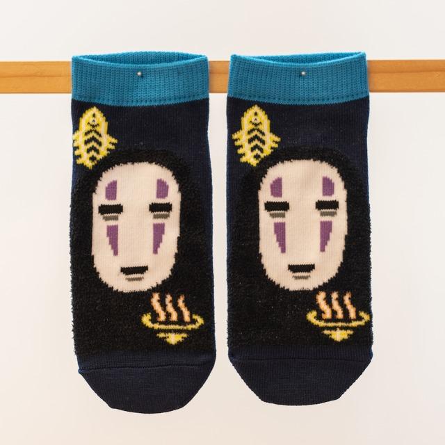 千と千尋の神隠し ソックス・靴下 23〜25cm(7940)