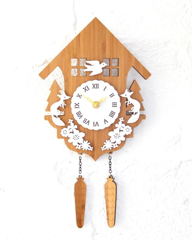 CUCKOO B カッコー時計  