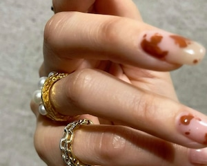 CMR-1G Common Chain  Pinky Ring