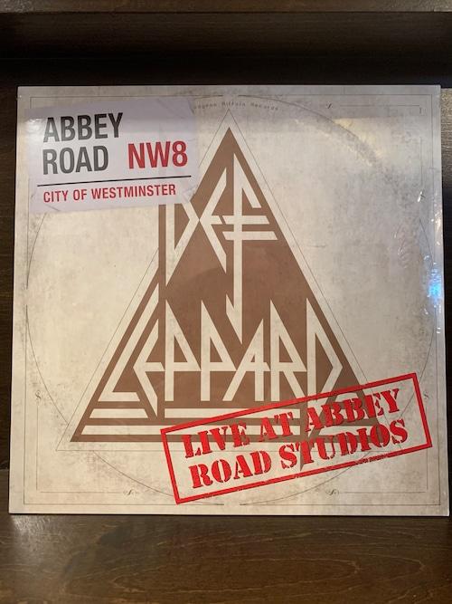 Def Leppard / Live At Abbey Road Studios