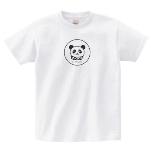 ブッコロス白Tシャツ(パンダ)【送料無料】