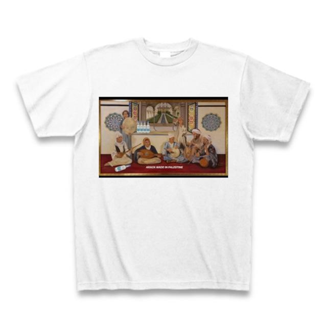 パレスチナアラックTシャツ