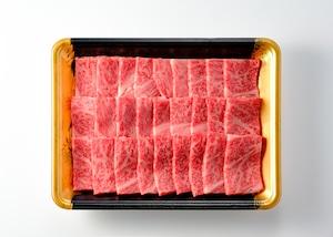 数量限定)鳥取和牛ロース(焼肉用)