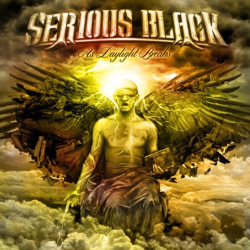 """SERIOUS BLACK """"As Daylight Breaks"""""""