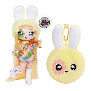 送料無 Na! Na! Na! Surprise 2-in-1 Fashion Doll and Plush Purse Series 4 – Bebe Groovy