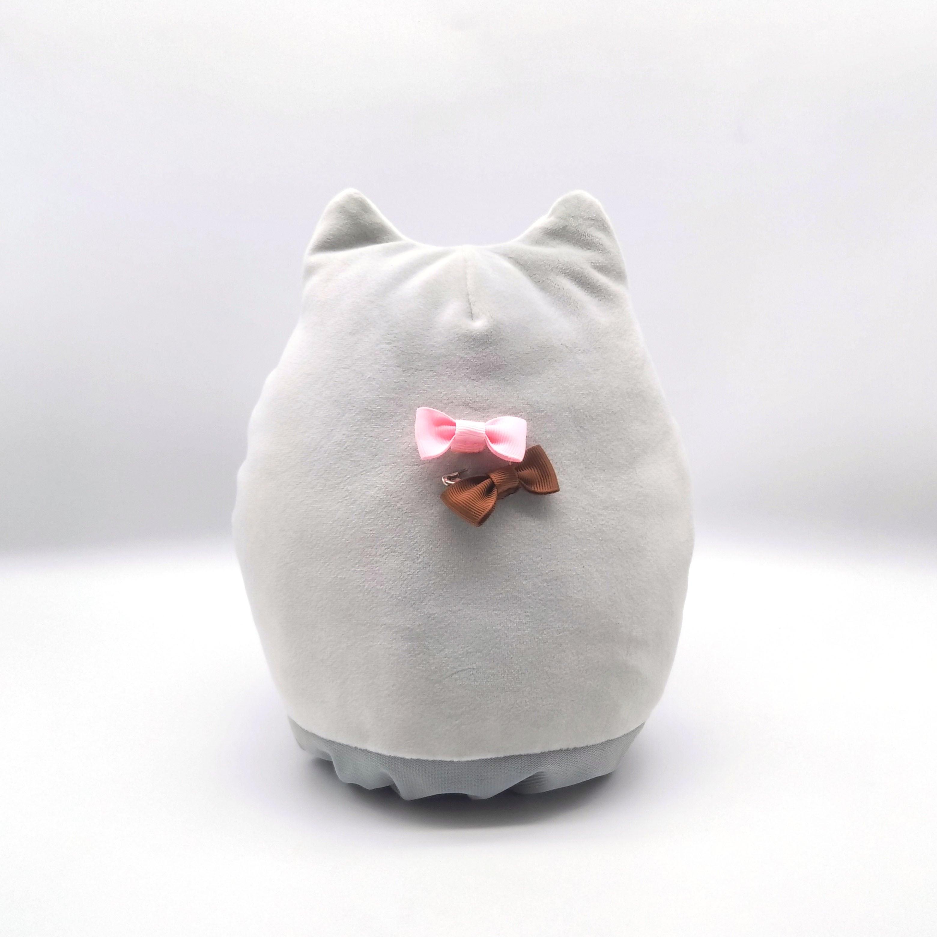 もちもち骨壺カバー【選べる3色】 3~4寸用