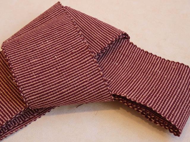 角帯 諸紙布