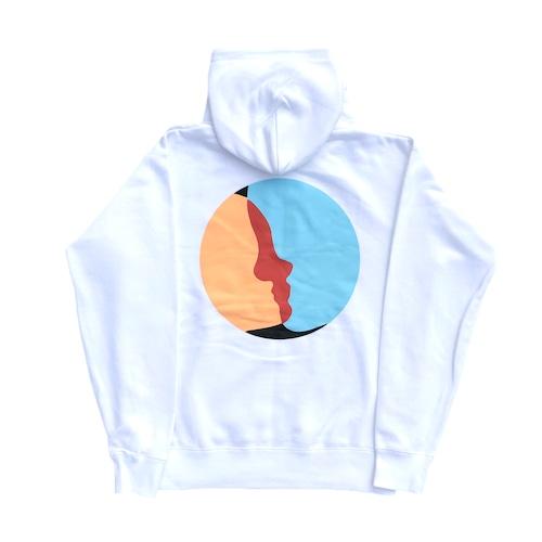 Stereotype hoodie(White)