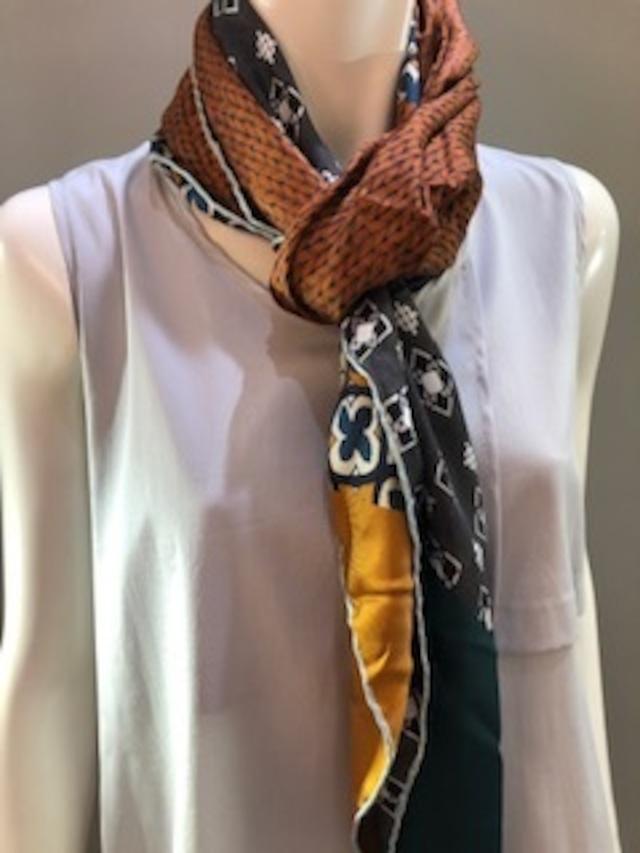 LARIOSETA スカーフ K1574/10789