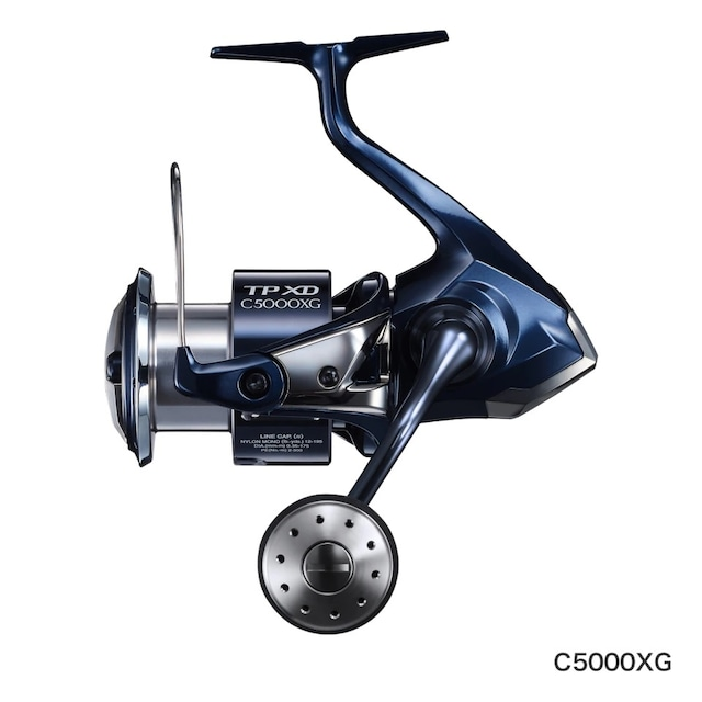 シマノ 21ツインパワーXD C5000XG