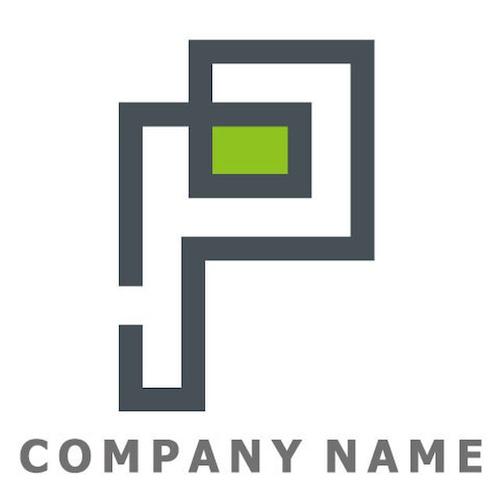 ロゴ Pイメージ