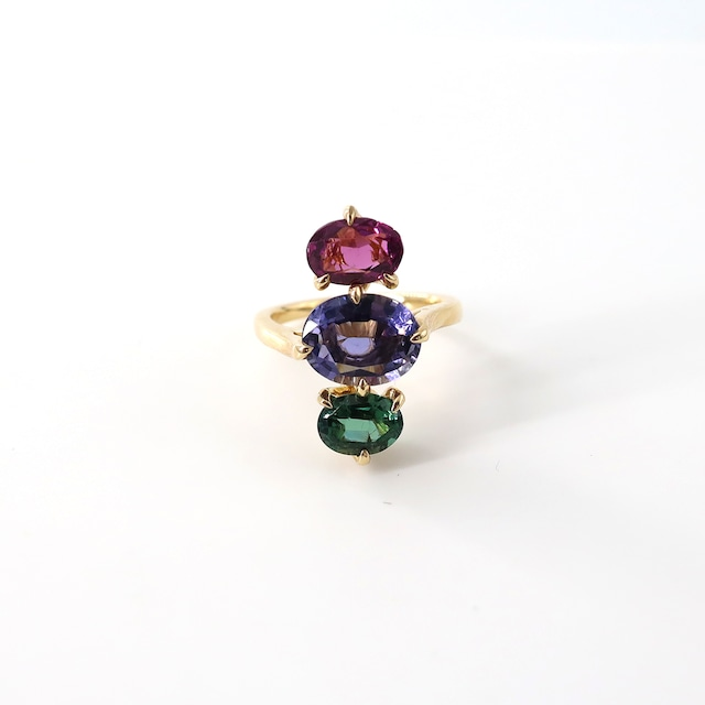 【NEW】Muse 3 Stones Ring
