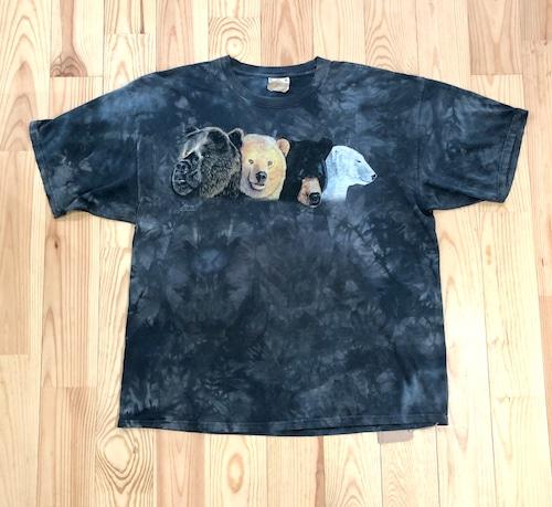 BEARS FACE Printed T-shirts