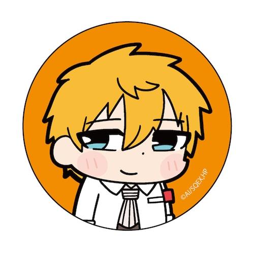 【4589839351928再】地縛少年花子くん 大川ぶくぶ先生描き起こし 輝缶バッジ