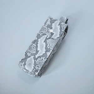 【libenis × qsssy】Leather Case【受注生産】