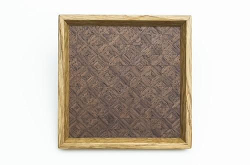 Black Walnut cube tray BBPIP-0240