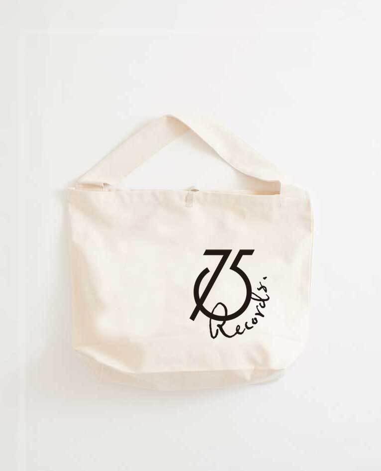 75 Records Bag