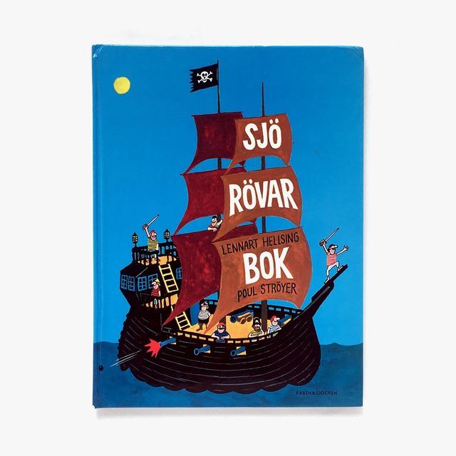 レンナルト・ヘルシング「Sjörövarbok(海賊の本)」《2007-01》