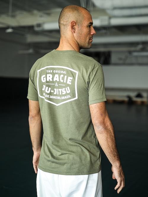 グレイシー柔術  Guard Tシャツ