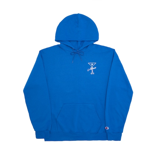 ALLTIMERS / LEAGUE PLAYER CHAMPION HOODY -BLUE-