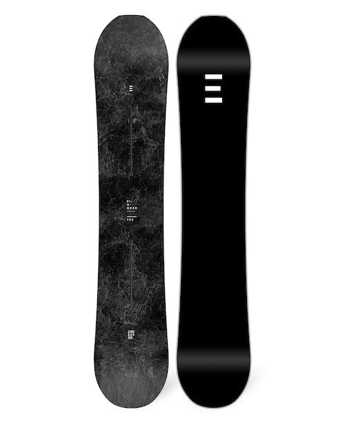 Endeavor Snowboards Pioneer