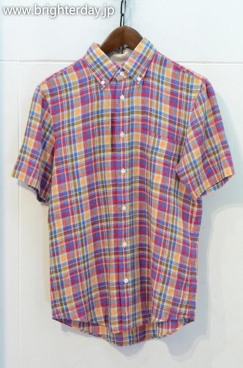 BEAUTY&YOUTH チェックシャツ