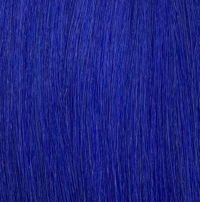 編み込みエクステ-SUPER COLOR-67-50-BLUE