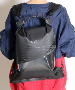 VBOF-4943【wdl/ワームデザインラボ】GEAR KNAPSACK ナップサック