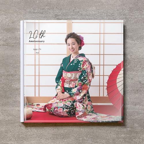 20th Anniversary_A4スクエア_10ページ/20カット_クラシックアルバム(アクリルカバー)
