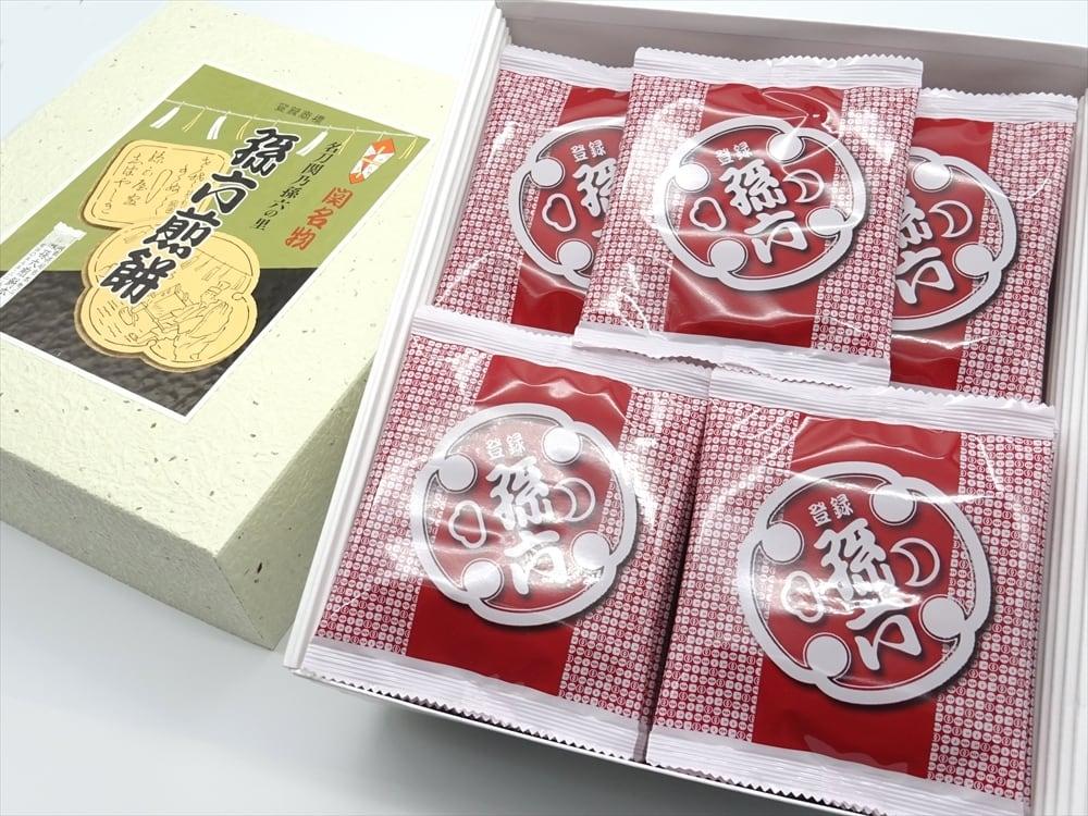 孫六煎餅(27枚入り)