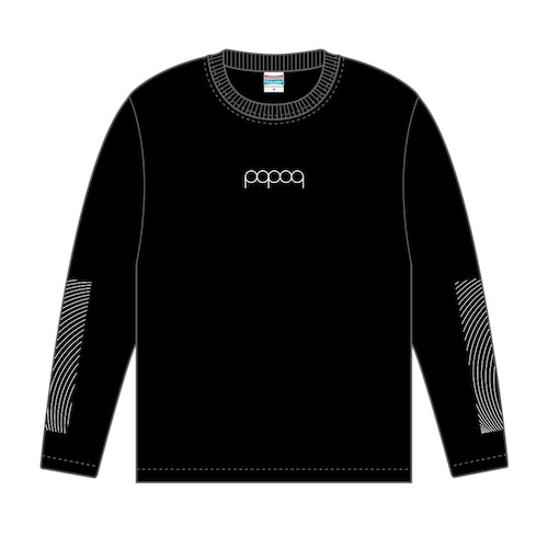 popoq echo Long T-shirt