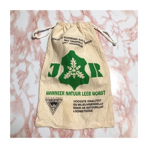 VINTAGE ECO BAG (shoes bag type)