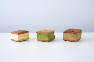 『プレミアムバターサンド|ホワイト+在来茶+ほうじ茶の6個セット』→ ウキハスタンド!オンラインショップに移動しました!!https://netshop.ukiha-stand.com