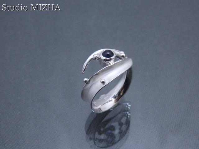 草あそび(金工の指飾りmr187−01)