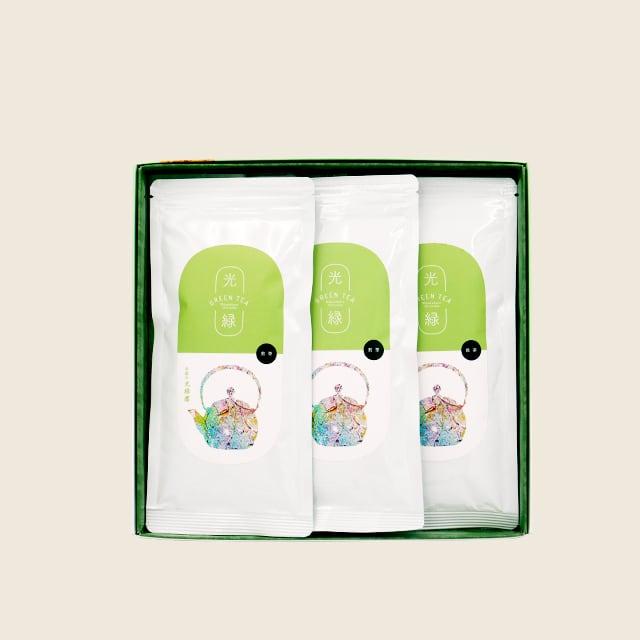 光緑100g×3袋箱入